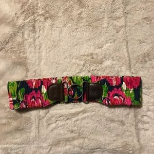 🔥Abercrombie & Fitch Floral Belt